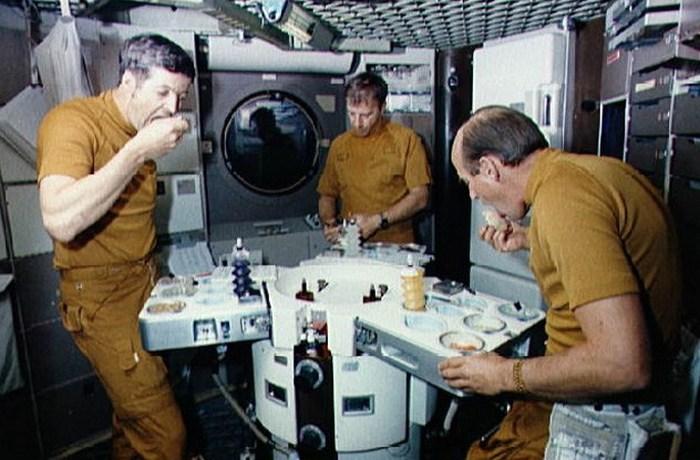 Вино в космосе.