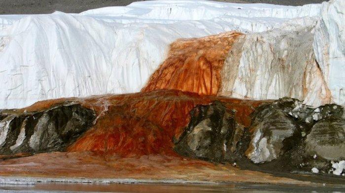 Кровавые водопады