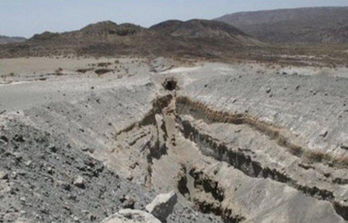 Вулканы раскрывают тайну: «Африканский раскол».