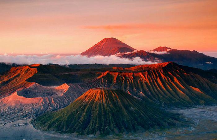 Вулканы полны тайн...