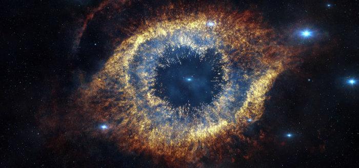 Вселенная постоянно расширяется.