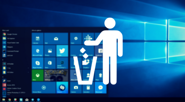 С Windows 10 очистка диска стала проще.