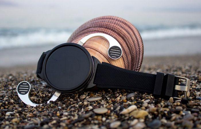 Телефон-часы Shell.