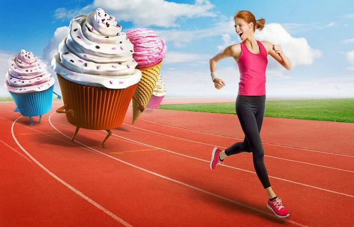 Здоровый образ жизни и правильное питание- лучшая диета.