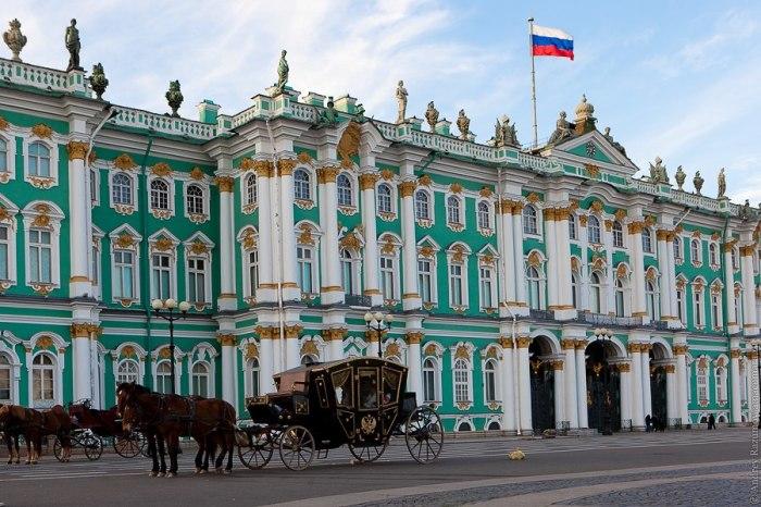 Самые-самые дворцы со всего мира.