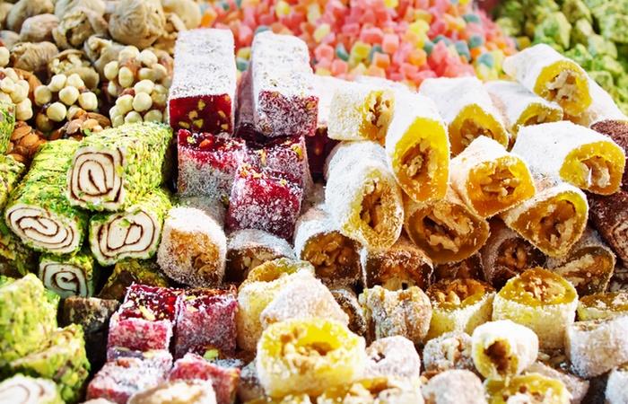 10 распространенных сегодня сладостей, которые были придуманы в далёком прошлом