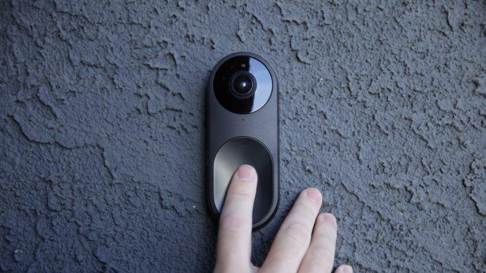 Первый дверной звонок с искусственным интеллектом.