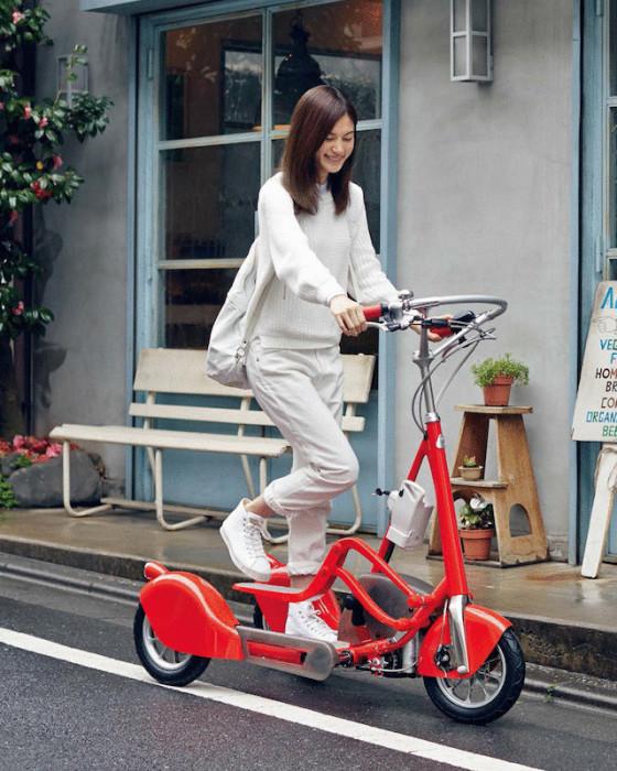 Велосипед-тренажер - идеальный городской транспорт, который может заменить обычный велосипед.