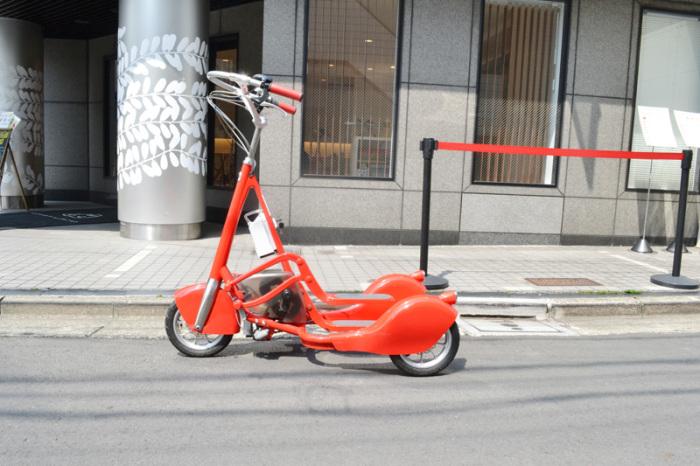 Велосипеды WBC отлично вписываются в современный городской пейзаж.