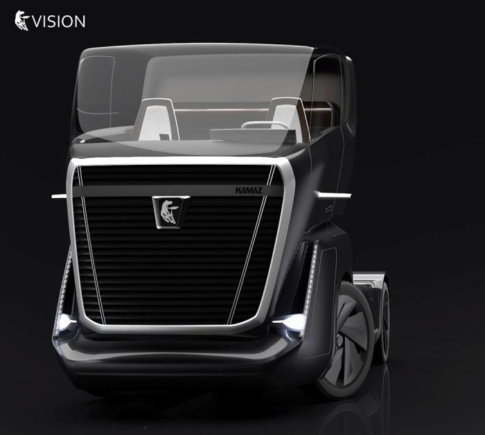 Сложно говорить об аэродинамике, когда весь автомобиль угловатый и по форме напоминает куб.
