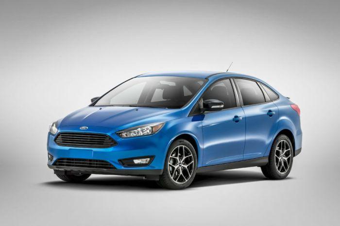 Компактный автообиль Ford Focus получил свою оценку надежности: -118.