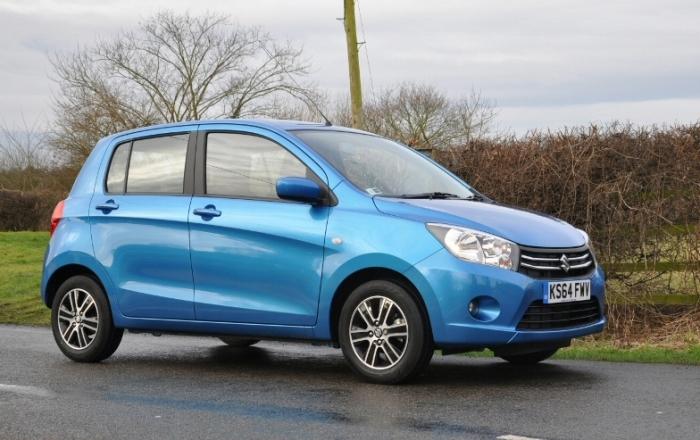 Suzuki Celerio спроектирован для Индии и Пакистана, но его можно купить и в других странах. | Фото: petroleumvitae.com.
