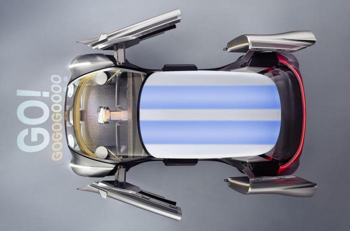 Сдвижные двери, большая площадь остекления и малые габариты – наилучшее решение для компактного городского автомобиля.