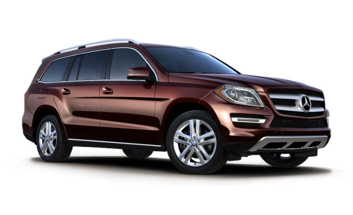 Оценка надежности Mercedes-Benz GL-Class: -109.
