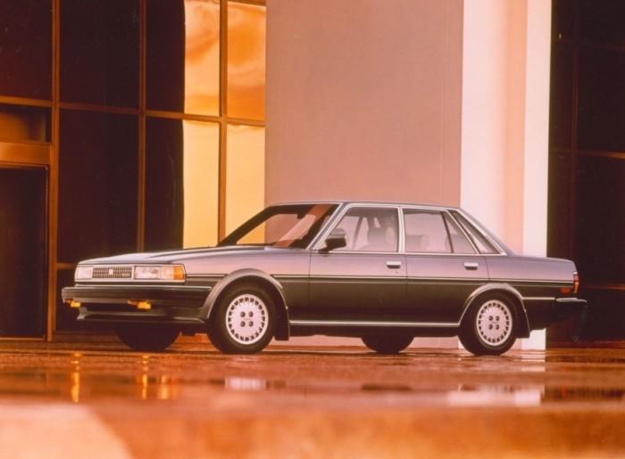 Toyota Cressida – автомобиль, который «открыл» Toyota для Америки.