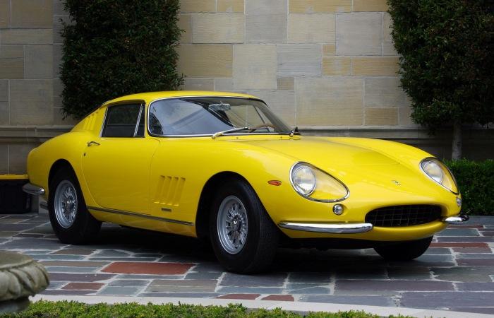 Классические ретро-автомобили, такие как этот Ferrari 275 GTB/4 1966 года, пользуются огромным спросом у коллекционеров. | Фото: commons.wikimedia.org.