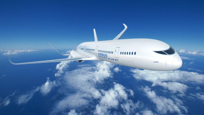 Полукруглые концовки крыльев улучшают аэродинамику самолета. | Фото: robbreport.com.