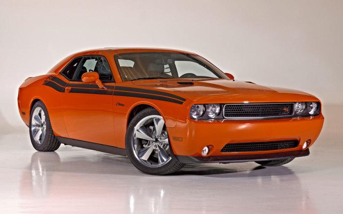 Мускул-кар Dodge Challenger 2013 года. | Фото: strongauto.net.