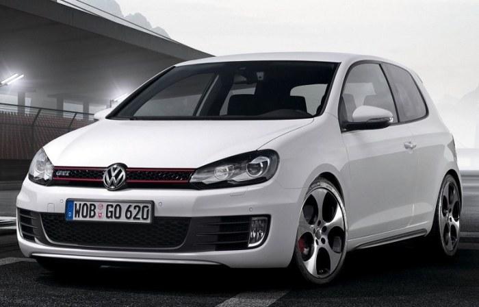 Volkswagen Golf GTI 2010-2013 годов выпуска получили ужасные оценки надежности.   Фото: cheatsheet.com.