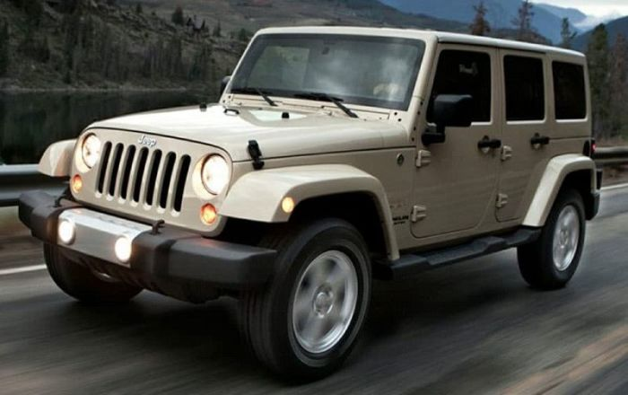 Jeep Wrangler Unlimited 2014 модельного года. | Фото: cheatsheet.com.