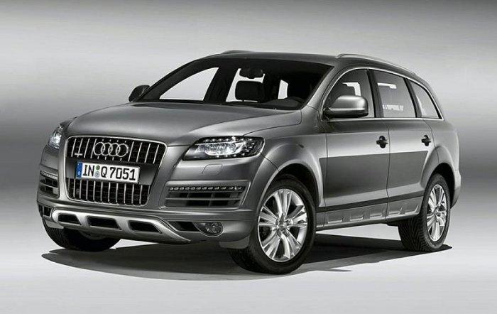 Audi Q7 2015 года - когда обновлённый автомобиль  хуже прежнего.