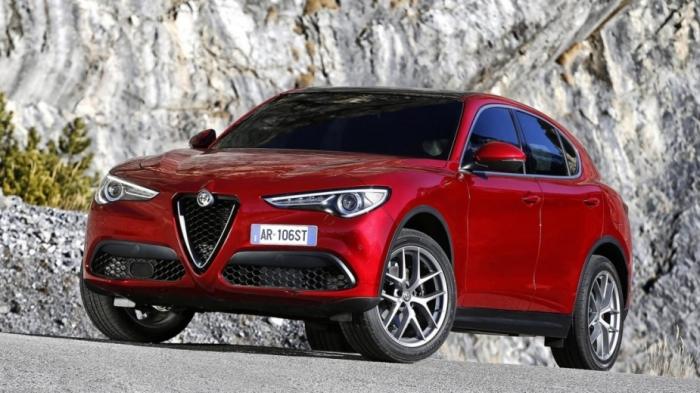 Итальянский кроссовер Alfa Romeo Stelvio - красивый, но совсем не надежный автомобиль. | Фото: razaoautomovel.com.