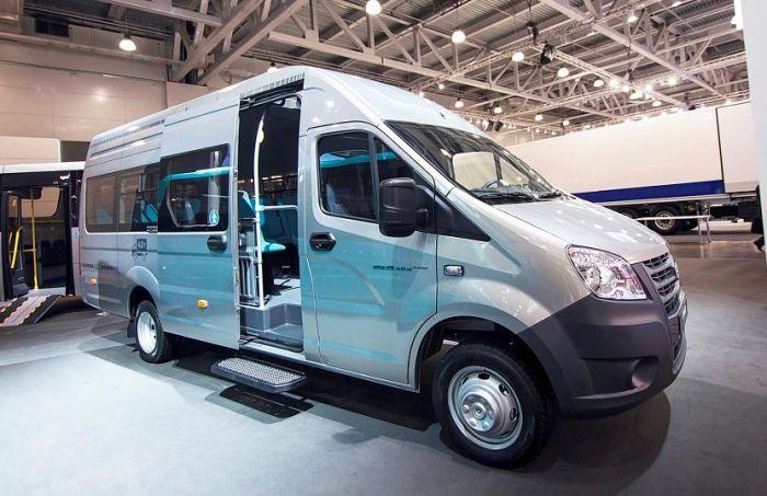 Обновленный коммерческий автомобиль ГАЗель Next. | Фото: gazgroup.ru.