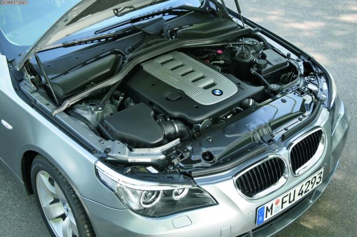 Этот BMW 535d оснащен супернадежным 6-цилиндровым дизелем с крутящим моментом 560 Н∙м. | Фото: bimmertoday.de.