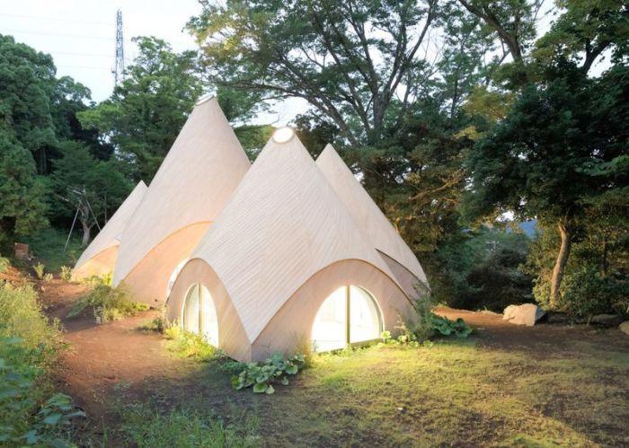 Jikka - жилой комплекс для людей с ограниченными возможности.