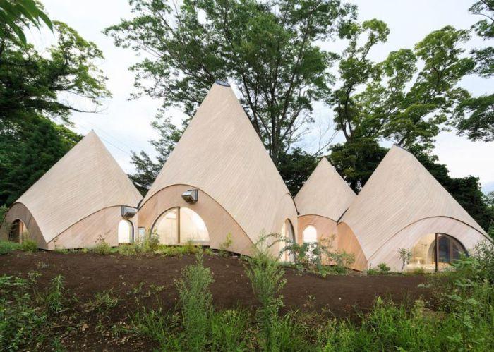 Проект японского архитектора Issei Suma.