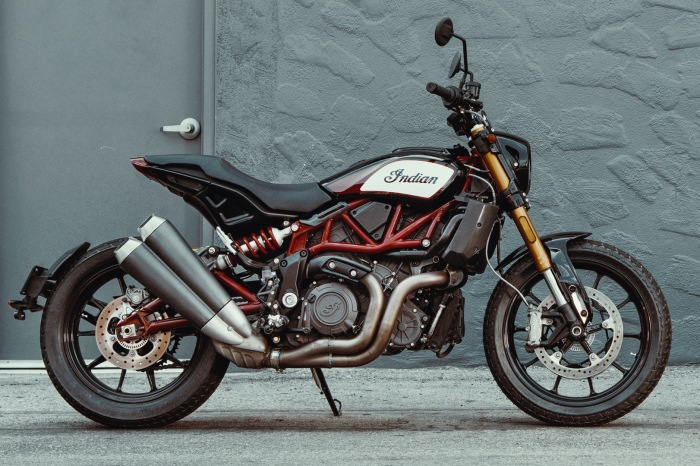 Компания Indian построила нетипичный для себя мотоцикл. | Фото: ultimatemotorcycling.com.