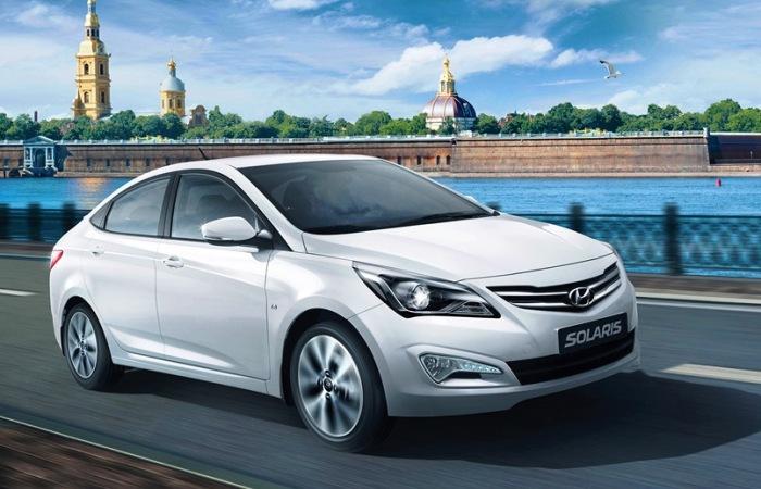 Hyundai Solaris - автомобиль, который сейчас выгодно брать. | Фото: drom.ru.