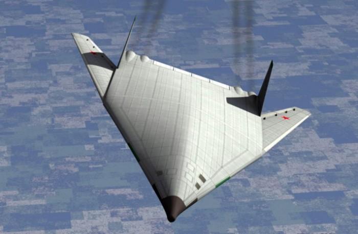 Перспективный авиационный комплекс дальней авиации ПАК ДА.