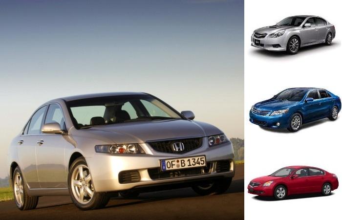 Лучшие автомобили для поездок на дальние расстояния.