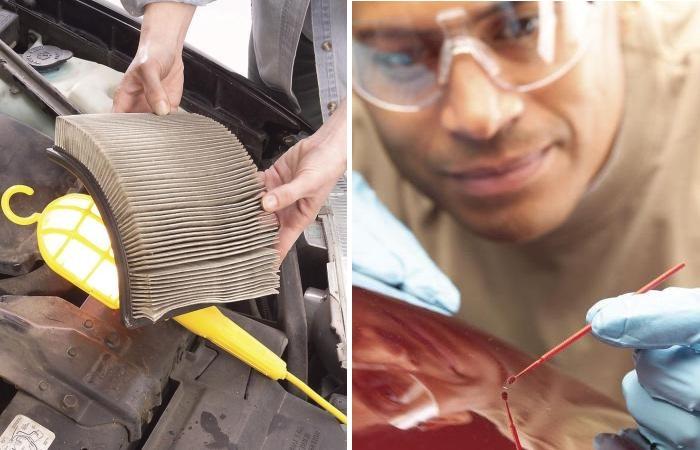 Отремонтировать автомобиль можно самостоятельно, даже без визитов на СТО.