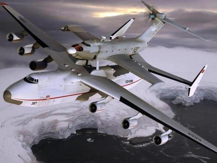«Орленок» и Ан-225 «Мрия»: проект спасательной системы, которая может выполнить задачу в любой точке мира.