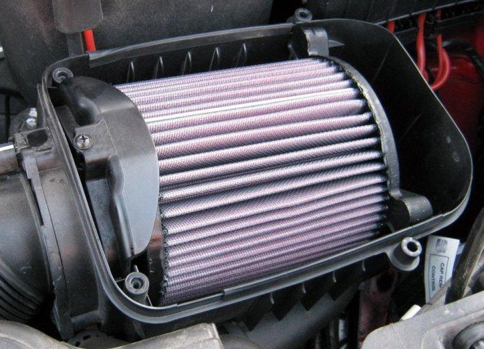 Новый воздушный фильтр. | Фото: auto.ria.com.