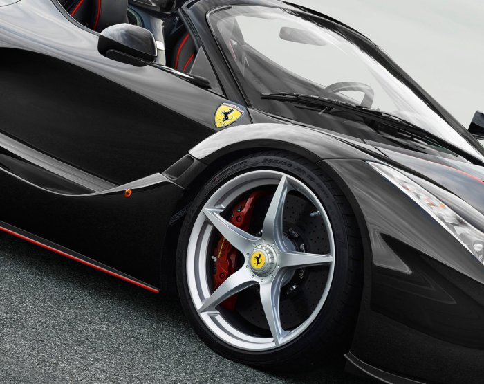 5-спицевые диски Ferrari LaFerrari Aperta
