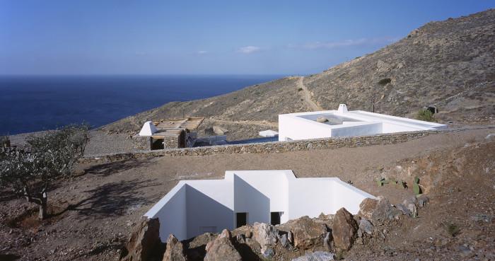 Syros Summer House - дом на острове Сирос.