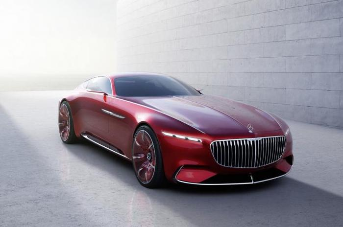 Строгий дизайн купе для бизнесменов.