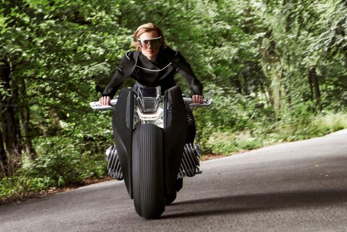 BMW Motorrad Vision Next 100.5