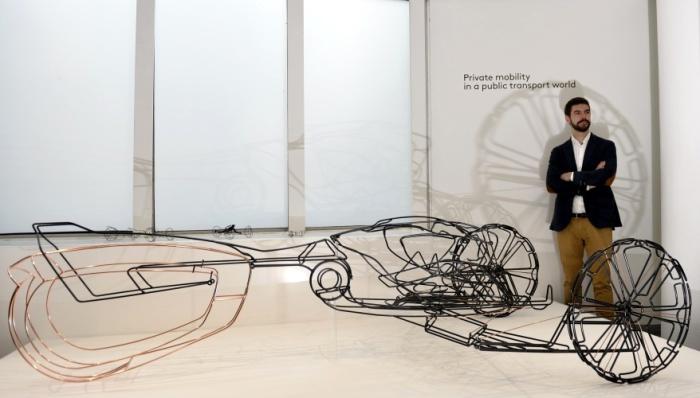 Autonome - проект 25-летнего испанца Хавьера Гарсиа Галлардо.