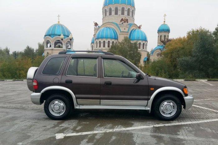 Рамный внедорожник Kia Sportage первого поколения выпускали с 1993 по 2006 год. | Фото: auto.ru.