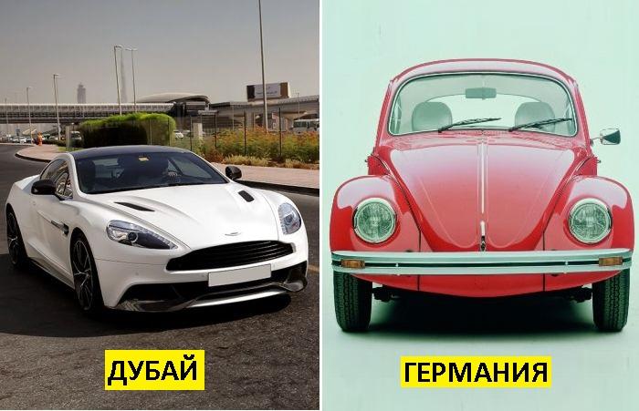 «Народные» автомобили порой выглядят довольно необычно.