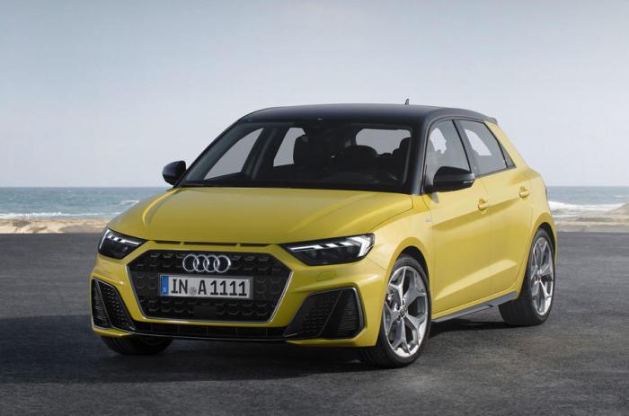 Хэтчбек Audi A1 второго поколения поступит в продажу в 2019 году. | Фото: autocar.co.uk.