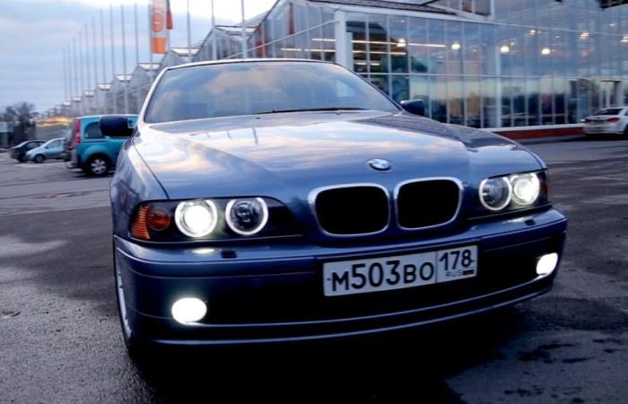 Спустя два десятилетия эксплуатации BMW 5-й серии – это уже далеко не тот супернадежный немецкий автомобиль, каким считался раньше. | Фото: youtube.com.