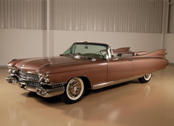 Флагман двухдверных моделей Cadillac.
