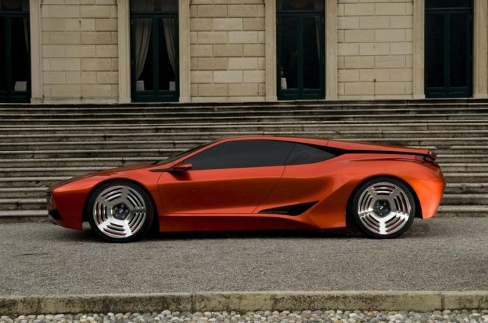 BMW M1 - самая красивая машина в мире.