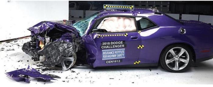 Третье поколения американского Dodge Challenger выпускается с 2008 года. | Фото: autocar.co.uk.
