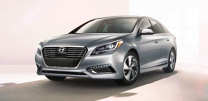 Hyundai Sonata седьмого поколения выпускается с 2014 года. | Фото: jdpower.com.